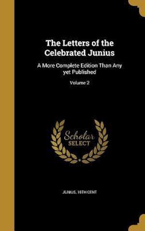 Bog, hardback The Letters of the Celebrated Junius