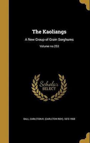 Bog, hardback The Kaoliangs