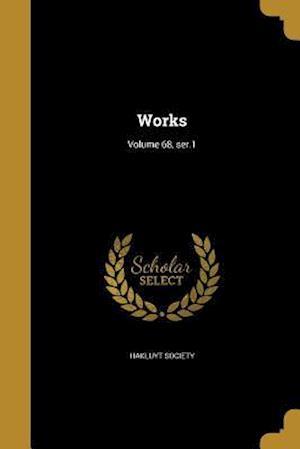 Bog, paperback Works; Volume 68, Ser.1