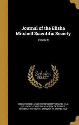 Bog, hardback Journal of the Elisha Mitchell Scientific Society; Volume 8