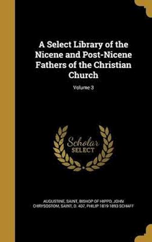 Bog, hardback A Select Library of the Nicene and Post-Nicene Fathers of the Christian Church; Volume 3 af Philip 1819-1893 Schaff