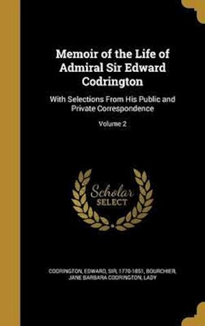 Bog, hardback Memoir of the Life of Admiral Sir Edward Codrington