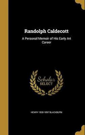 Randolph Caldecott af Henry 1830-1897 Blackburn