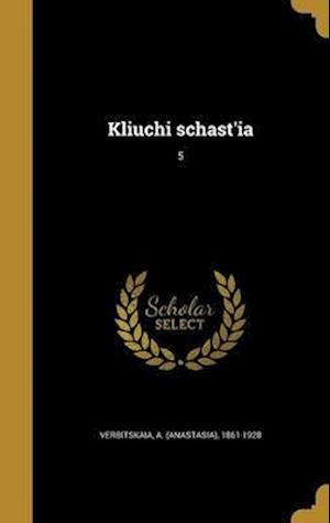 Bog, hardback Kliuchi Schast'ia; 5