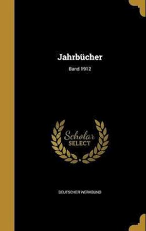 Bog, hardback Jahrbucher; Band 1912