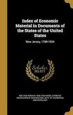 Index of Economic Material in Documents of the States of the United States af Adelaide Rosalia 1868-1953 Hasse
