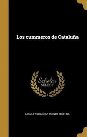 Bog, hardback Los Cummeros de Cataluna