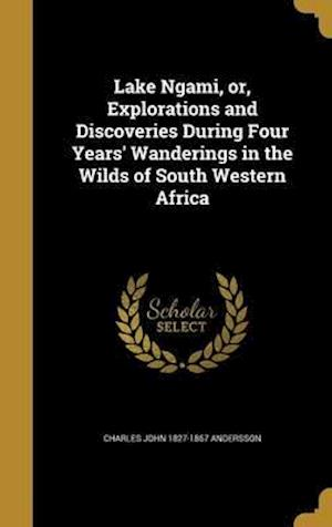 Bog, hardback Lake Ngami, Or, Explorations and Discoveries During Four Years' Wanderings in the Wilds of South Western Africa af Charles John 1827-1867 Andersson