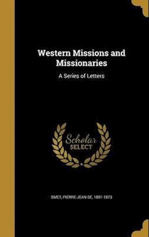 Bog, hardback Western Missions and Missionaries