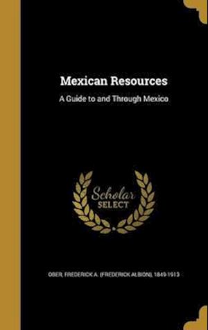 Bog, hardback Mexican Resources