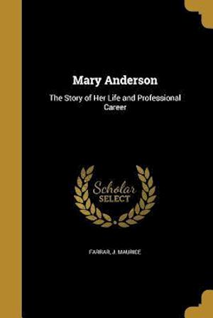 Bog, paperback Mary Anderson