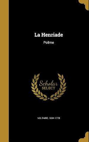 Bog, hardback La Henriade