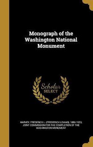 Bog, hardback Monograph of the Washington National Monument
