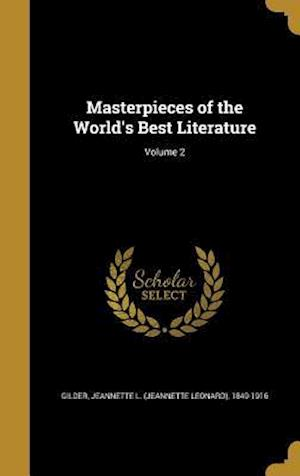 Bog, hardback Masterpieces of the World's Best Literature; Volume 2