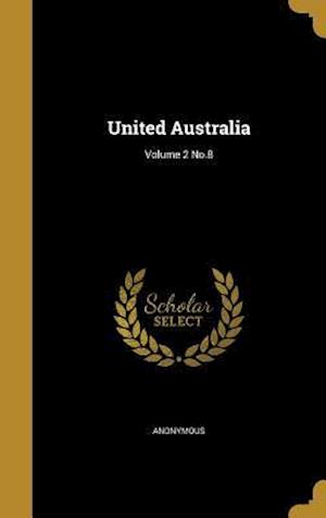 Bog, hardback United Australia; Volume 2 No.8