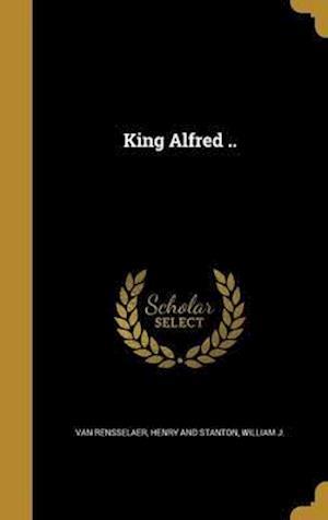 Bog, hardback King Alfred ..