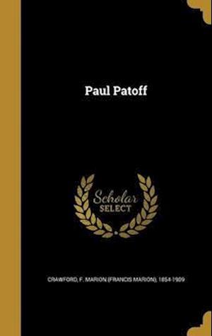 Bog, hardback Paul Patoff