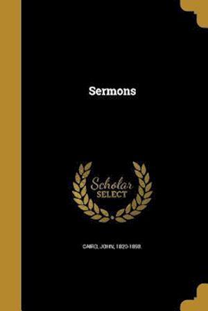 Bog, paperback Sermons