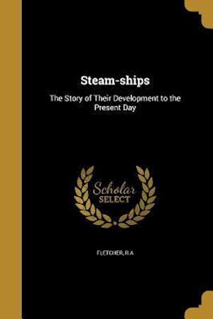Bog, paperback Steam-Ships