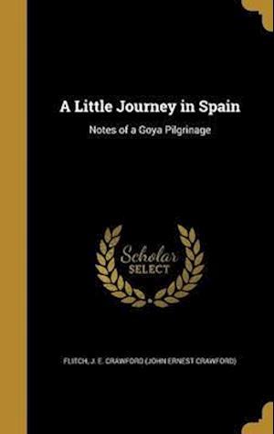 Bog, hardback A Little Journey in Spain