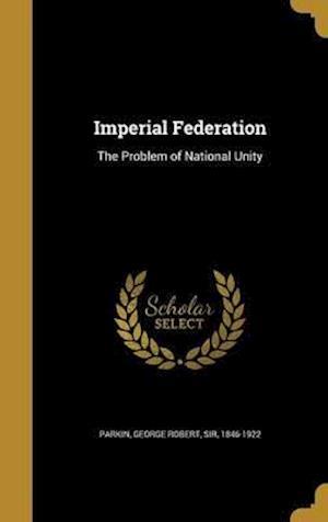 Bog, hardback Imperial Federation