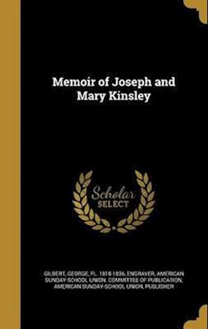Bog, hardback Memoir of Joseph and Mary Kinsley