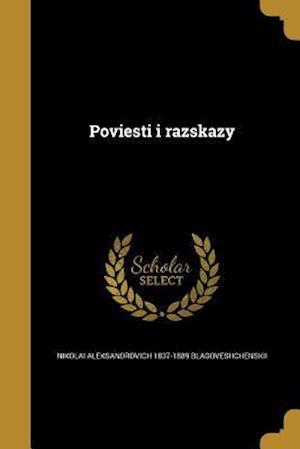 Poviesti I Razskazy af Nikolai Aleksandrovic Blagoveshchenskii