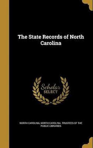 Bog, hardback The State Records of North Carolina