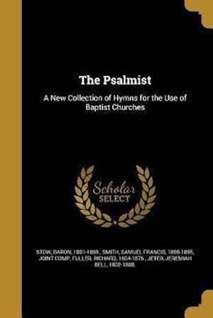 Bog, paperback The Psalmist