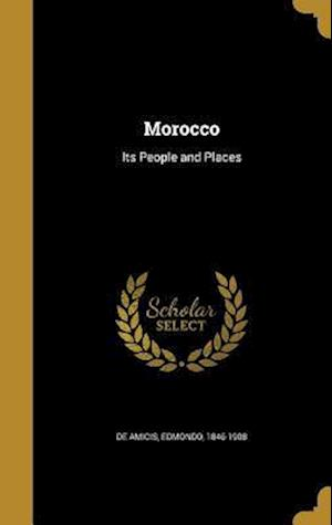 Bog, hardback Morocco