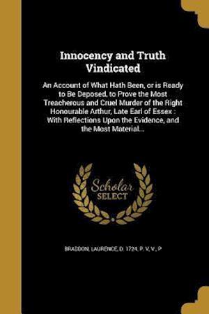 Bog, paperback Innocency and Truth Vindicated