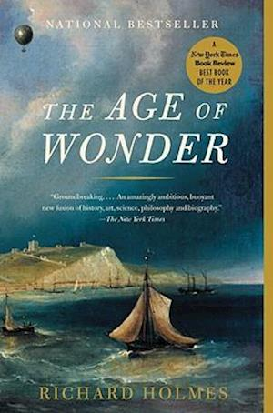 The Age of Wonder af Richard Holmes