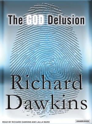 Lydbog, CD The God Delusion af Richard Dawkins