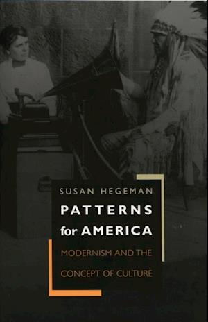 Patterns for America af Susan Hegeman