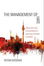 Management of Hate