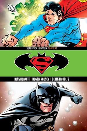 Superman Batman af Alan Burnett