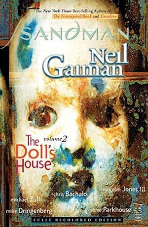 The Sandman 2 af Chris Bachalo, Neil Gaiman, Mike Dringenberg