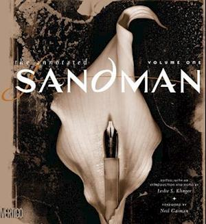The Annotated Sandman 1 af Mike Dringenberg, Neil Gaiman, Sam Kieth