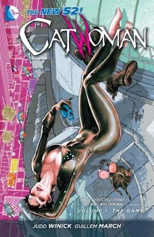 Catwoman 1 af Guillem March, Judd Winick