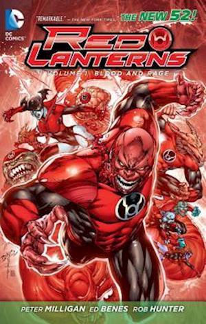 Red Lanterns 1 af Peter Milligan, Ed Benes