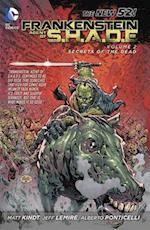 Frankenstein Agent of S.H.A.D.E. 2 af Matt Kindt