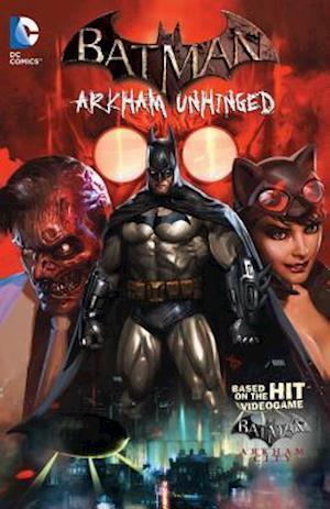 Batman 1 af Derek Fridolfs