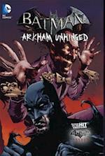 Batman: Arkham Unhinged 3 af Derek Fridolfs