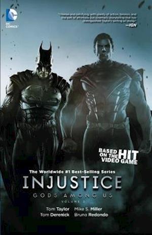 Injustice 2 af Tom Taylor