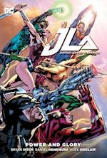Justice League: Power & Glory af Bryan Hitch