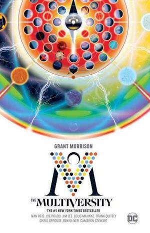 Bog, paperback The Multiversity af Grant Morrison