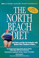 The North Beach Diet af Kim Bailey