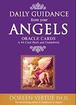 Daily Guidance from Your Angels Oracle Cards af Doreen Virtue