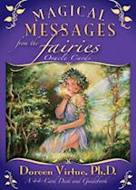 Magical Messages from the Fairies Oracle Cards af Doreen Virtue