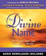 Divine Name af Jonathan Goldman